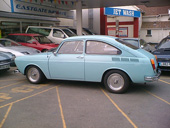 Classic Car worked on in Barnstaple